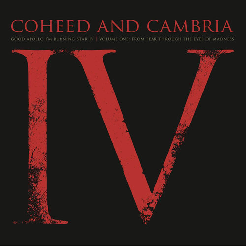 321b4e14c Coheed and Cambria - Good Apollo I m a Burning Star (2LP June