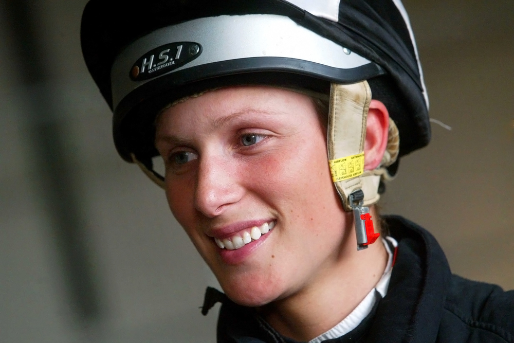 Zara Phillips, London.