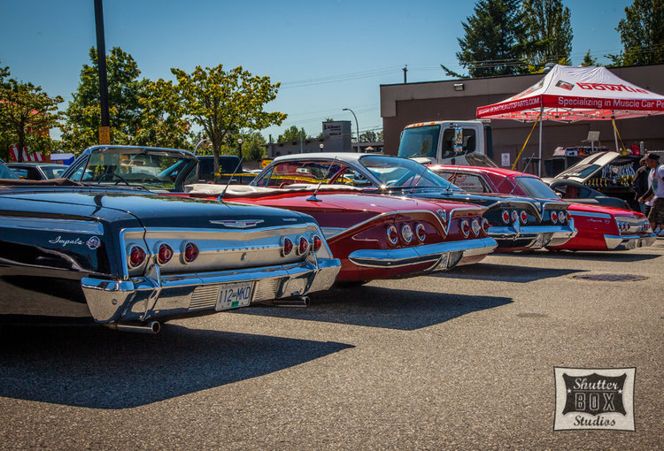 Bigtimers Car Club Canada - Lowrider car show ticket price
