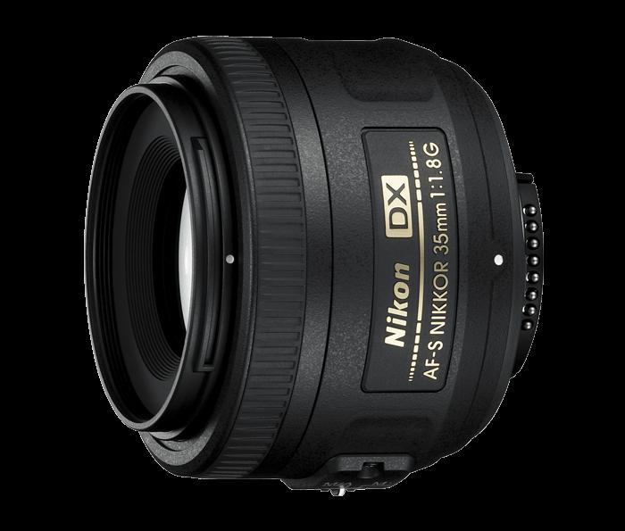 Nikon DX 35mm 1.8 [Source: Amazon]