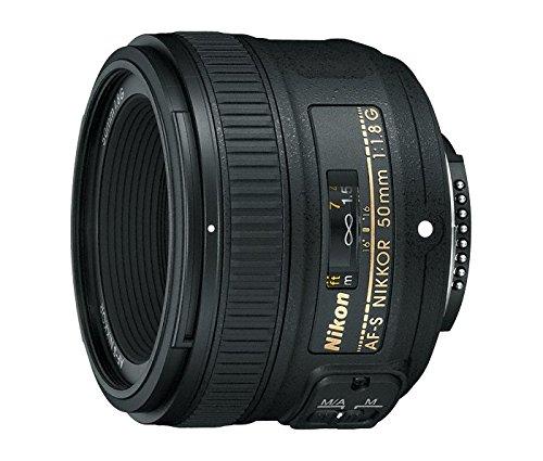 Nikon AF-S FX 50mm 1.8 [Source: Amazon]