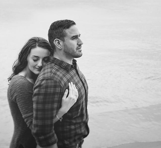 We had an amazing engagement session with these two..