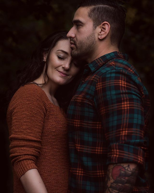 Fall engagement sessions are the best..
