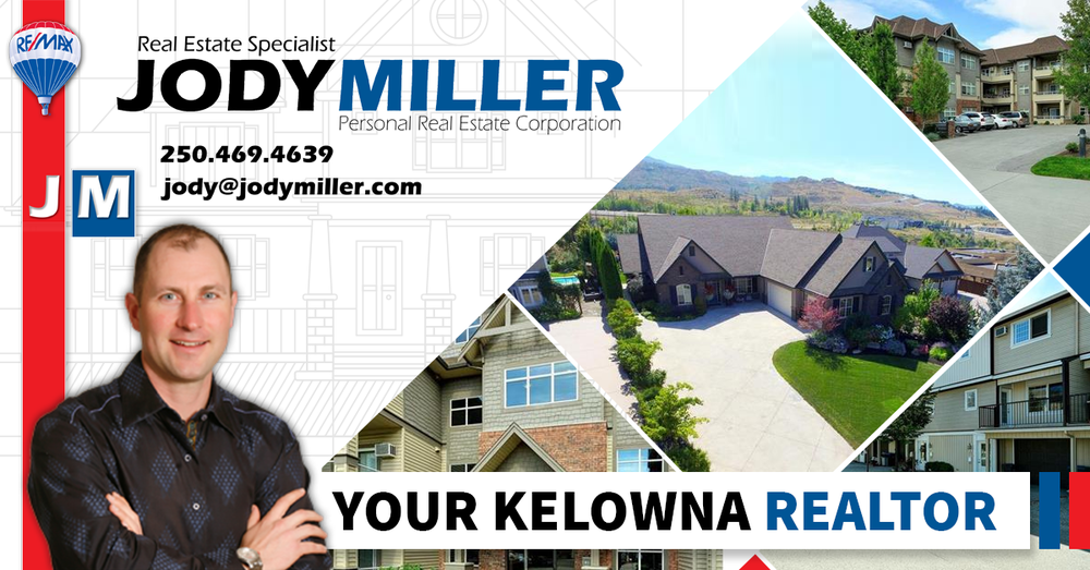 When looking for a Kelowna Realtor, look for trusted Realtor Jody Miller of Remax Kelowna.  www.BuyKelowna.com