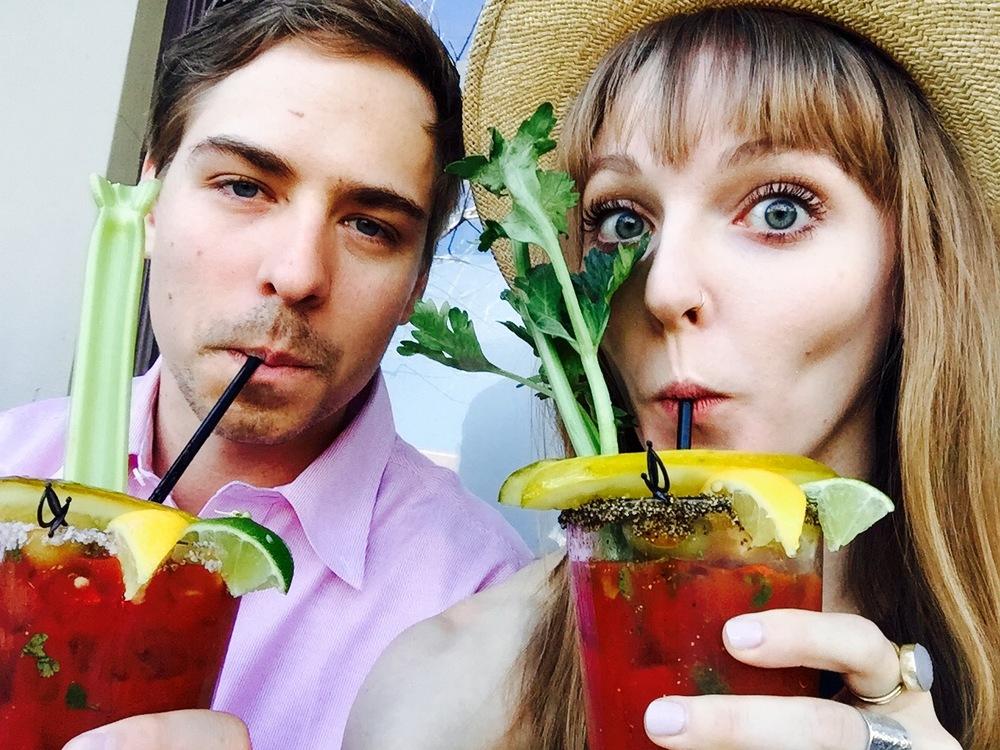 His + Hers Bloody Marias | Hotel Congress | Tucson, AZ