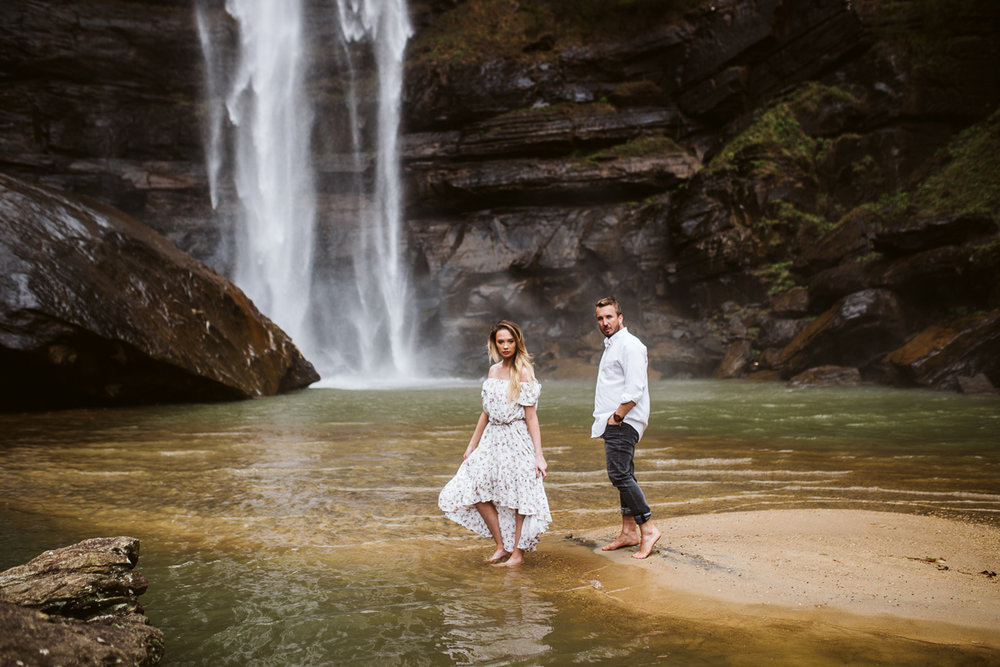 Travel Engagement / Adventure Session - + 2hrs coverage+ online gallery of full resolution images + printing rights+ assistance with location + travel is additional$425
