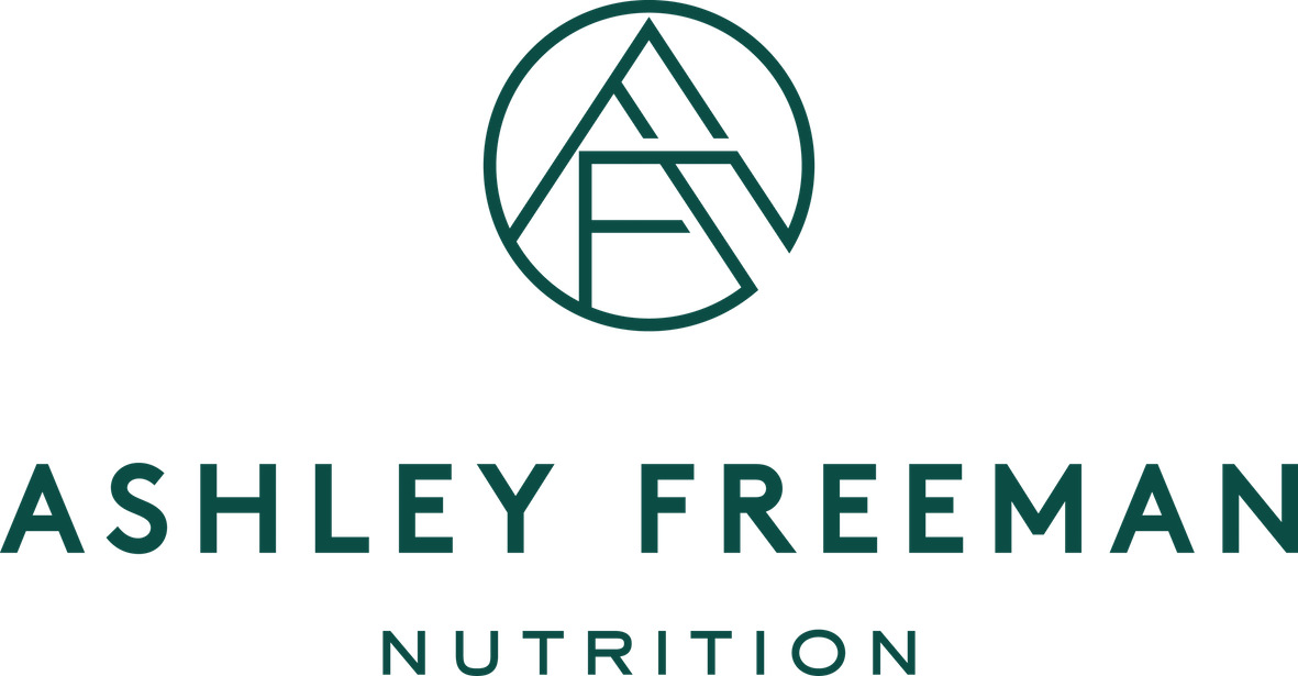 Ashley Freeman Nutrition