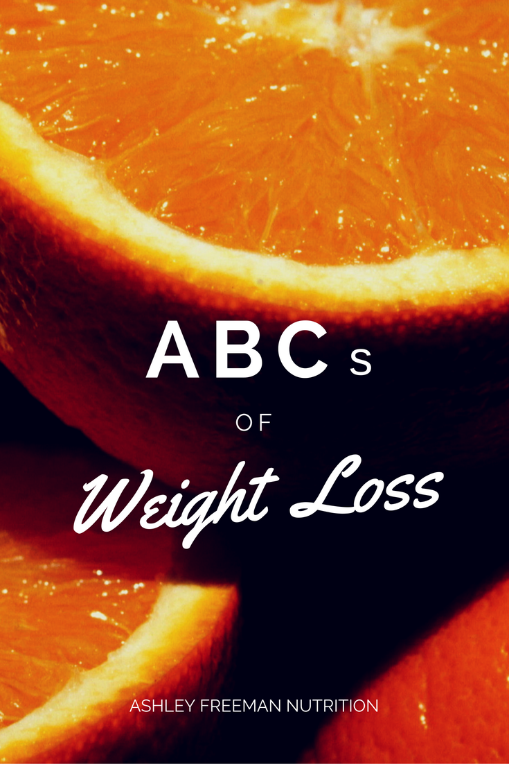 Simple, yet key strategies to kickstart your weight loss!