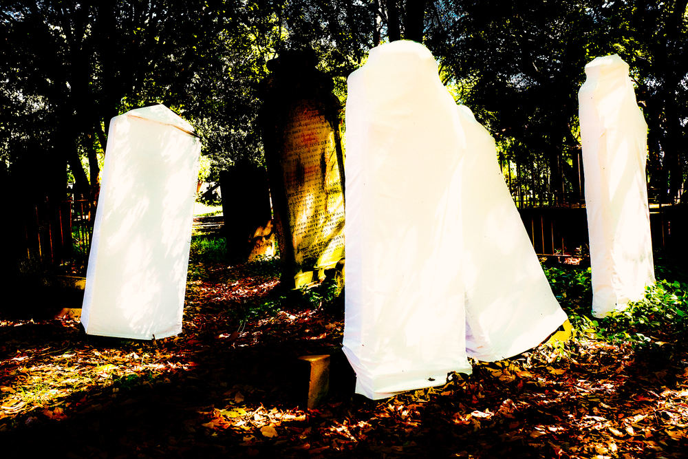 Graves for ghosts