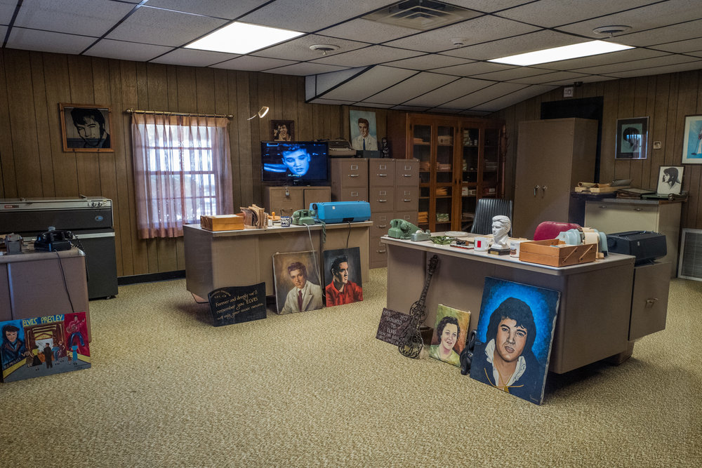 Elvis' Office