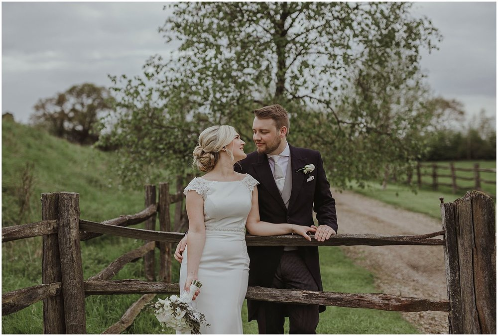 Northbrook Park wedding photo