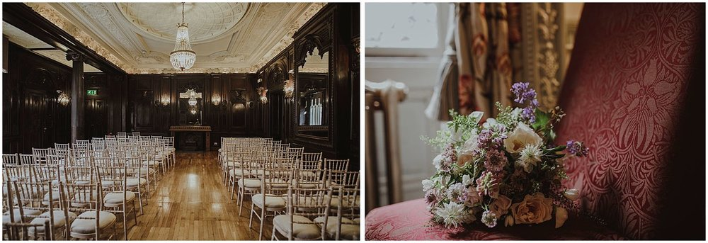 Dartmouth House Wedding