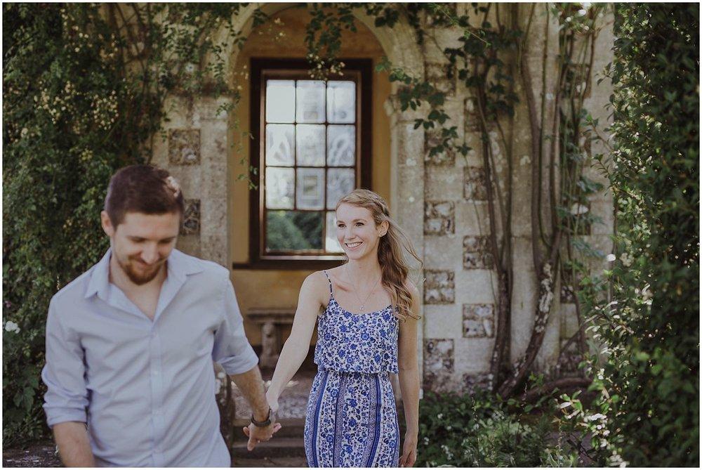 West Dean Gardens Chichester engagement shoot VF_0012.jpg