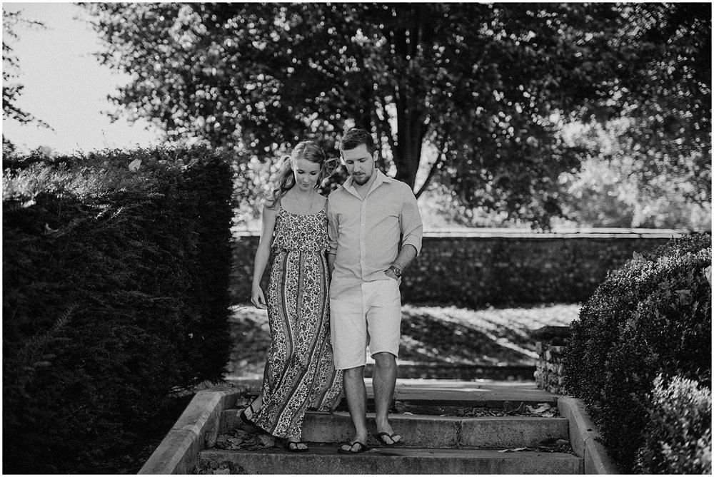 West Dean Gardens Chichester engagement shoot VF_0015.jpg