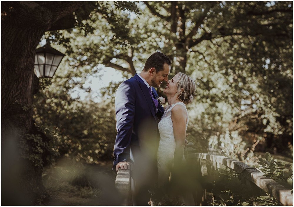 Wedding photos at Smallfield Place Tandridge