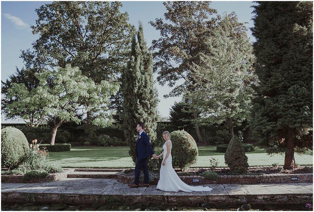 Smallfield Place Surrey wedding venue