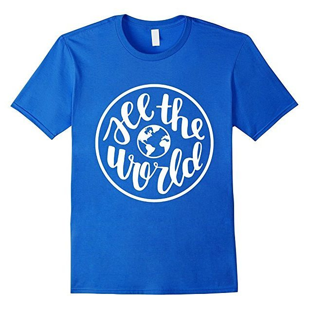 "Exciting news! 🎉 My travel calligraphy designs are now available on t-shirts on Amazon! 👕 From the link in my profile, you'll find ""See the World,"" ""Explore,"" and ""Together is Our Favorite Place To Be"" on shirts for women, men and kids! 🌍❤️ P.S. they're on Prime!! 🙌"