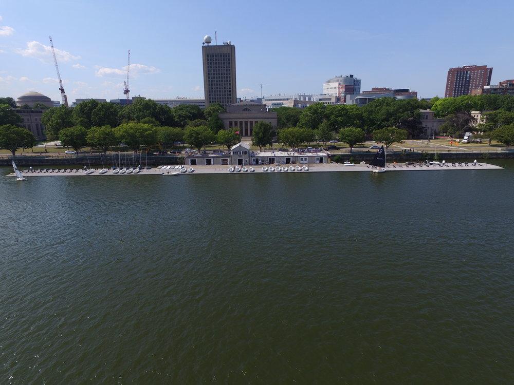 MIT Sailing Pavilion