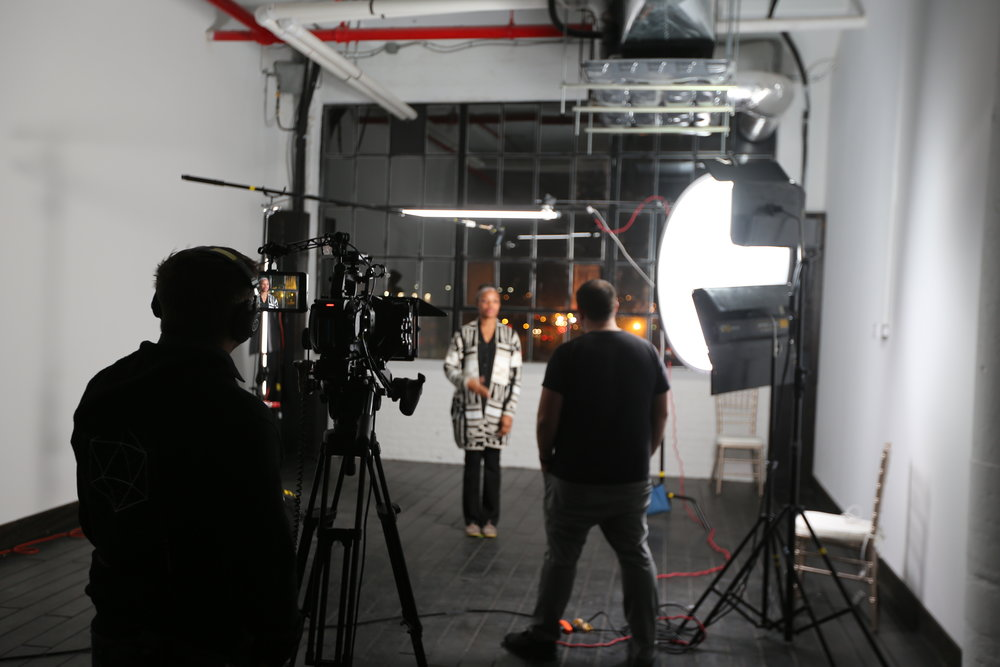 Interviews with new business owners for a film with Shift Capital.