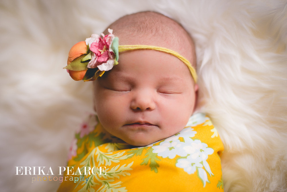 Newborn Photographer Covington LA Mandevilel LA