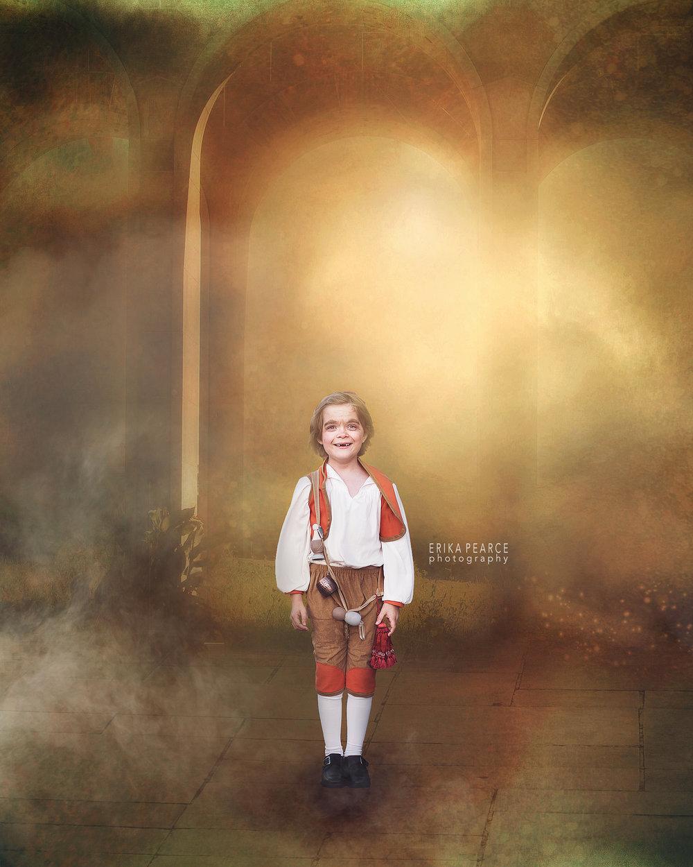Halloween Labyrinth Jareth David Bowie Ludo Sarah Ball gown covington la mandeville la new orleans NOLA hoggle