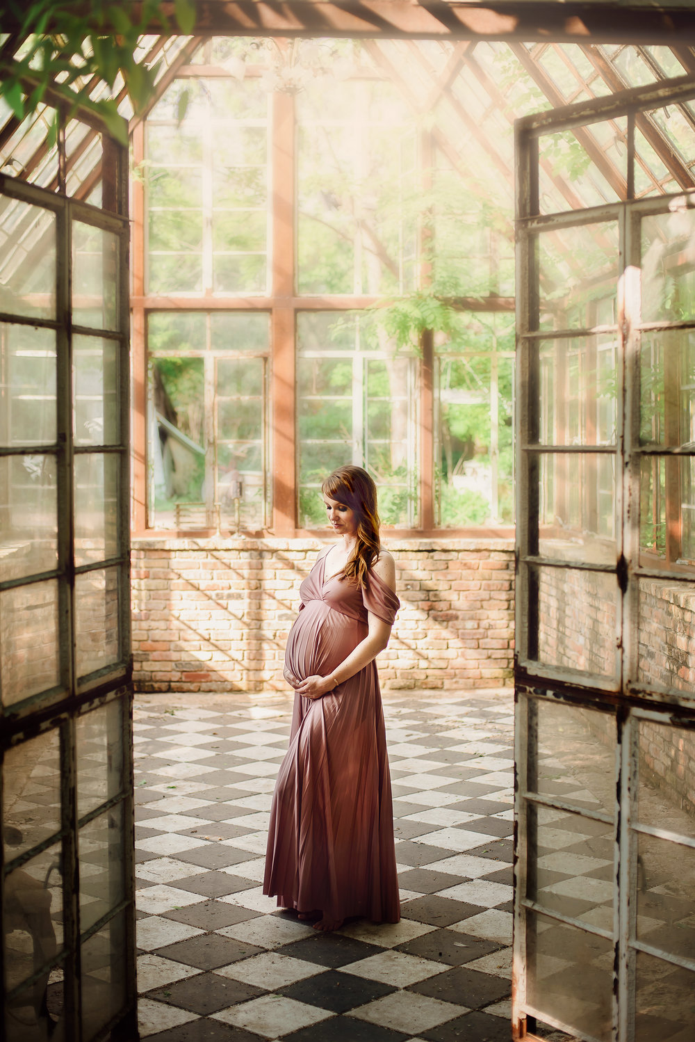 Louisiana Maternity Photography Covington Louisiana Birth Photographer Baby motherhood