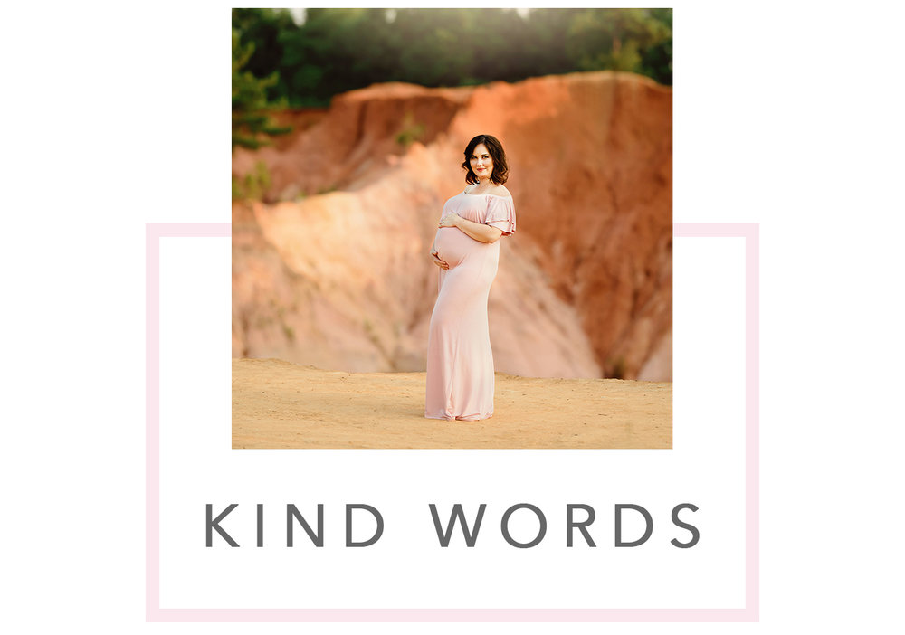 Erika Pearce Photography | Maternity and Birth Kind Words | Testionials | Reviews | Pregnancy