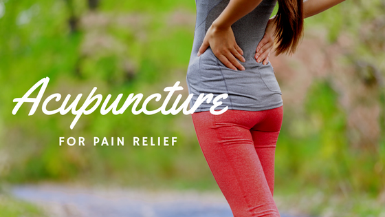 Acupuncture Provides Effective Pain Relief That Is Medication Free - Acupuncture Victoria BC