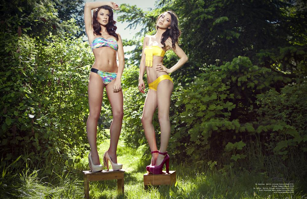 Photographer and Retoucher  Dlist Magazine June 2012
