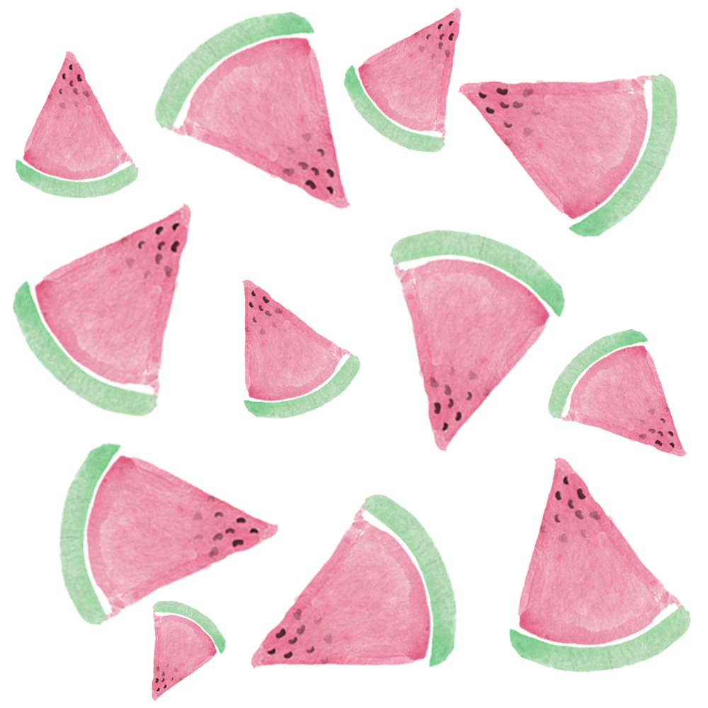 Happy National Watermelon Day! | Hey Love Designs