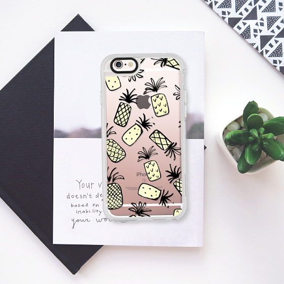 Buy this Pineapple Party iPhone case from Hey Love Designs on Casetify