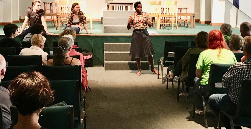 Racial Equity and Audience Town Hall Series developed for The Williams Project in Seattle, Washington.