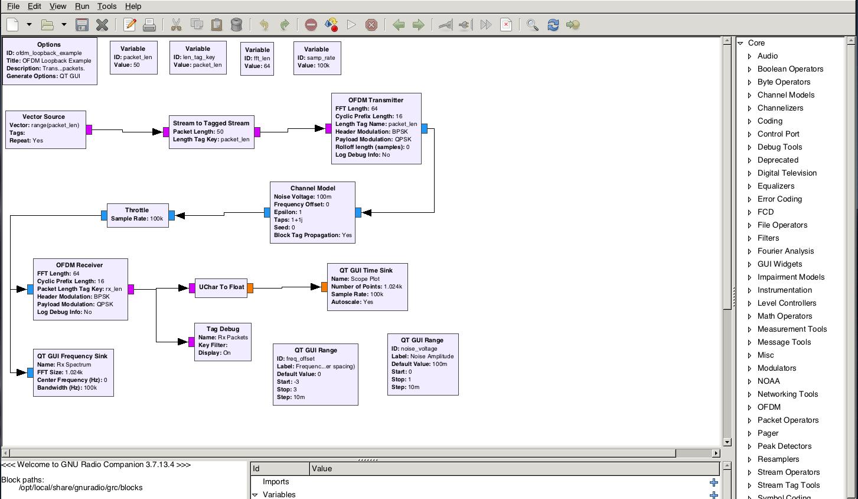 Installing GNU Radio via MacPorts — Knitronics