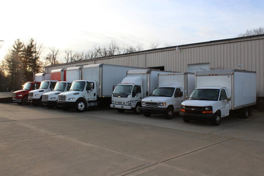 Truck Fleet Picture