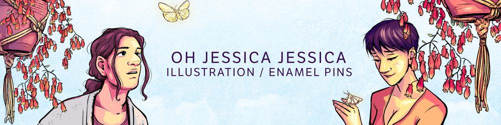 OhJessicaJessica Shop Banner