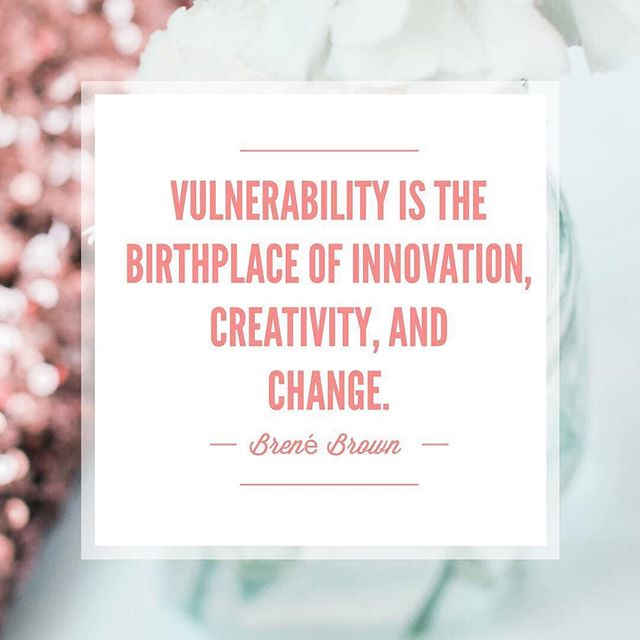 #Repost @dmicheleperry ・・・ One of my favorite quotes about creativity… Our creativity is rooted in vulnerability + authenticity.  I'm getting excited for my last masters degree class… This one on change leadership.  Then there's a thesis this fall and this girl has her MA in organizational leadership.  Woohoo! The scary part… I'm already dreaming of my next degree.  #lifelonglearnerproblems LOL. In the meanwhile I'll just keep reading and studying every great business and branding book I can get my hands on! 📚📚📚 #brandinggeek • #micheleperrydesignco #flourishcreatives #courageouscreativity #purposeoverprofit #yourstorymatters #brandsthatmatter #socialentrepreneurship #creativepreneur #progressnotperfection #smallbusinessowner #risingtidesociety #bosslady #savvybusinessowner #calledtobecreative #ohwowyes #creativityfound #thatsdarling #pursuepretty #communityovercompetition #lovelysquares #cylsquad #cylcollective #togetherweflourish #creativepurpose