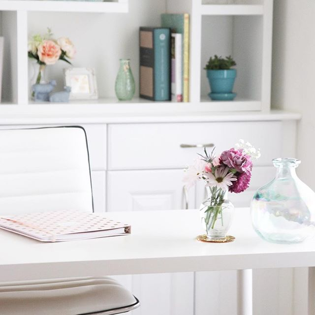 Dreaming of stationery, Story School™, and styled shoots... starting a Stationery brand from scratch is not for the faint of heart!  #tuesdaytip: I fell in love with my current house because of multiple spaces that could multitask for photography and videography purposes.  This looks like a pristine high-end stationary office, but shhhh, it's my dining room with the hutch styled with product and a simple white table desk and chair.  It will be my filming set for Story School™ and other video projects. Look for areas in your house with great natural light that you can rearrange and make double use of • #micheleperrydesignco #flourishcreatives #courageouscreativity #purposeoverprofit  #creativepreneur #smallbusinessowner #risingtidesociety #bosslady #savvybusinessowner  #calledtobecreative #creativityfound #thatsdarling #pursuepretty #communityovercompetition #lovelysquares #cylcollective #stationerydesign  #stationeryobsessed  #iamtheeverygirl #paperdesign #womenwhowork #madetomatter  #makersgonnamake #mycreativebiz  #thelittlevictories  #watercolorandwhimsypaperco #watercolorandwhimsyweddings #bespokestationerydesign #handlettering