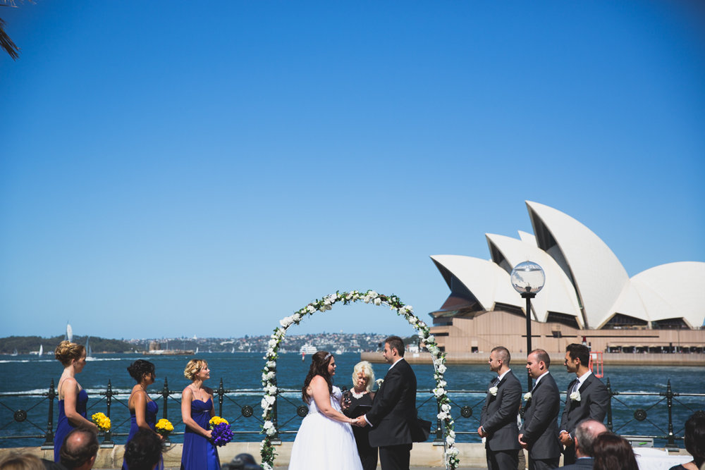 Robert & Jennifer - Opera House