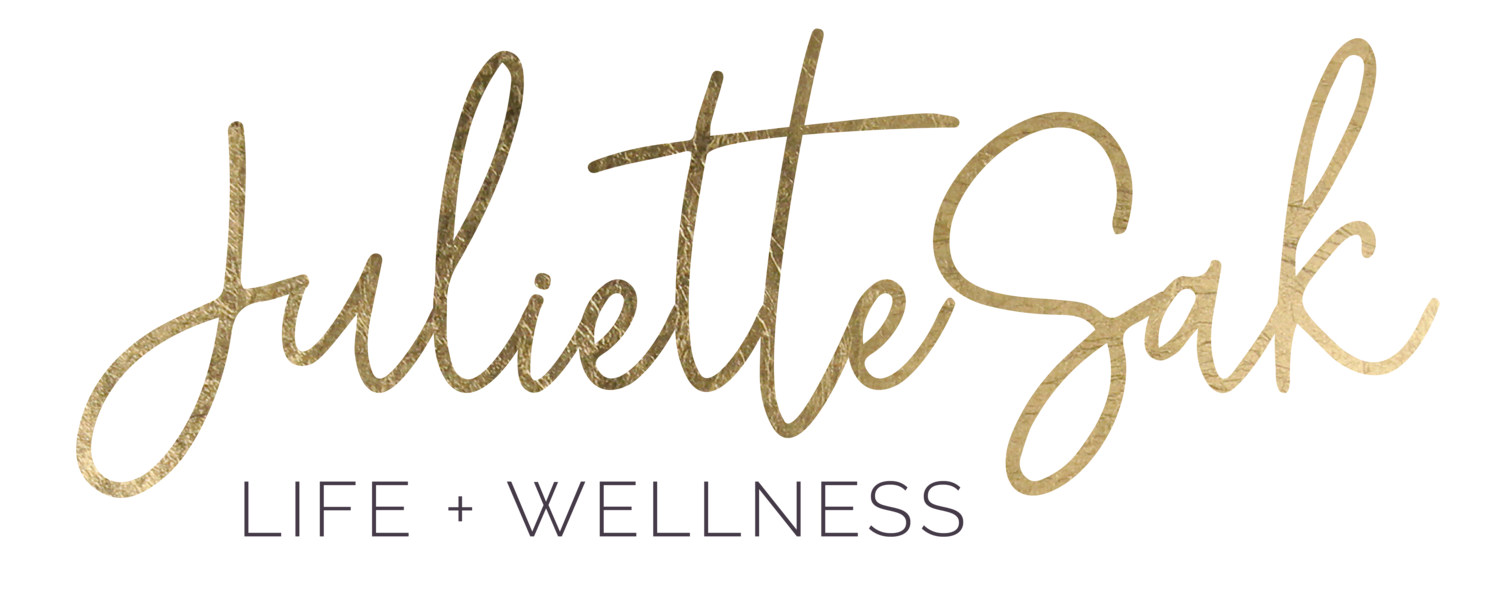JulietteSak Life + Wellness - Create a joyful, fulfilling, and empowered life that you love!
