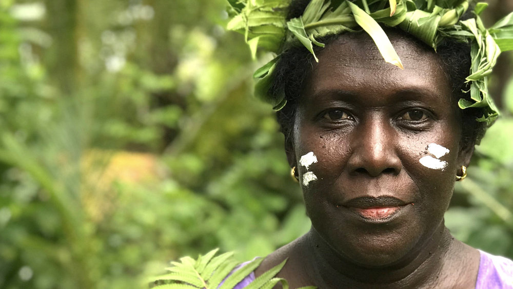 Like most Solomon Islanders, Rendy has a passion for traditional songs and culture. By fusing  kastom  ways with conservation and a women's movement, she's helped create a potent narrative that has broad appeal.