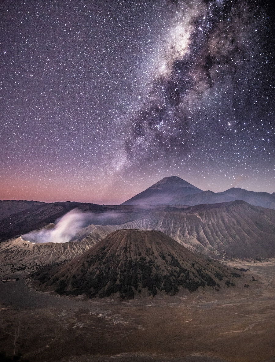Mount Bromo, Indonesia   |  Photo by  Alfons Taekema
