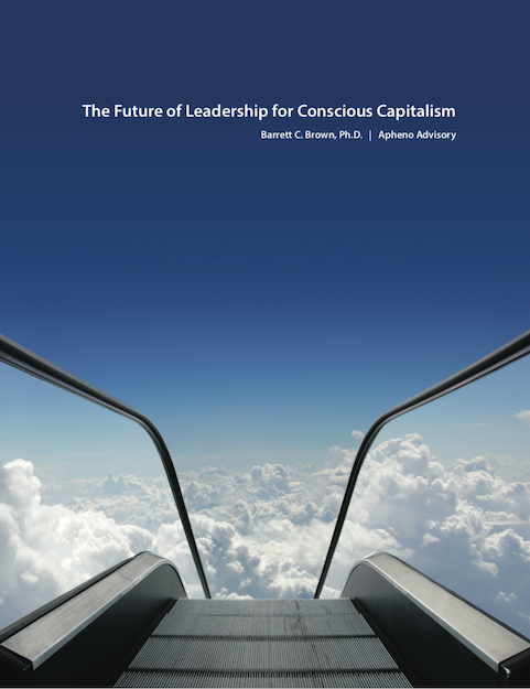 "the future of leadership for conscious capitalism - A classic article in the fields of vertical development and Conscious Capitalism, used in the Yale MBA program and executive development programs worldwide. ""This is immensely important work that every leader…should engage in."" - John Mackey, CEO, Whole Foods"
