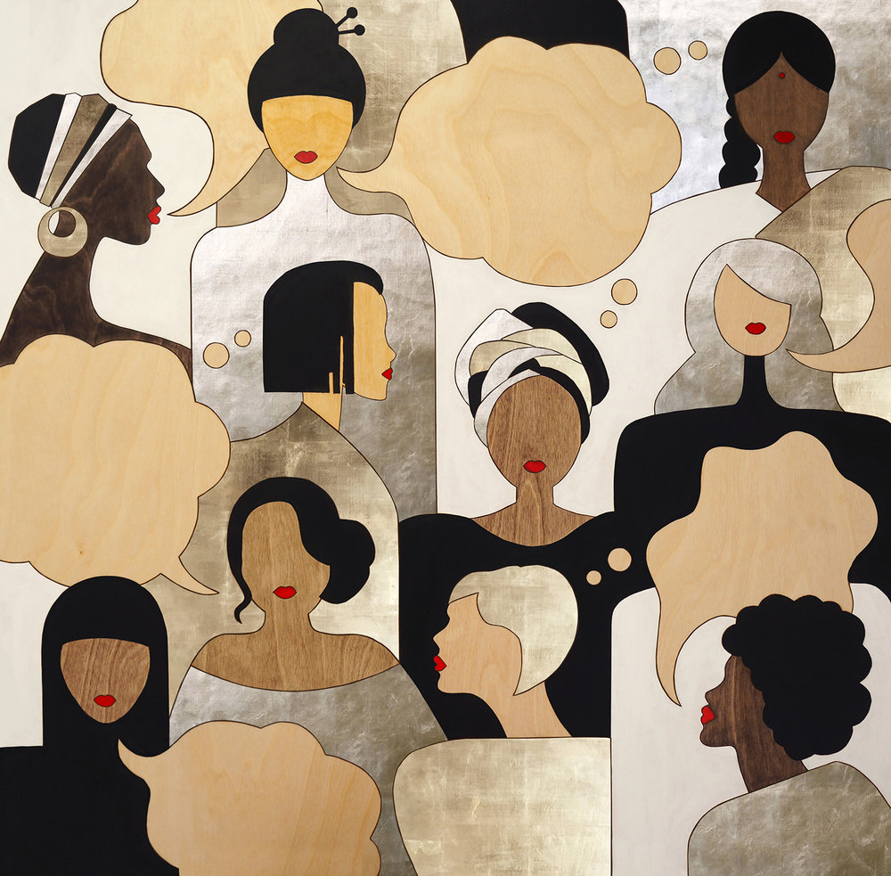 Silenced Voices of Everyday Sheroes