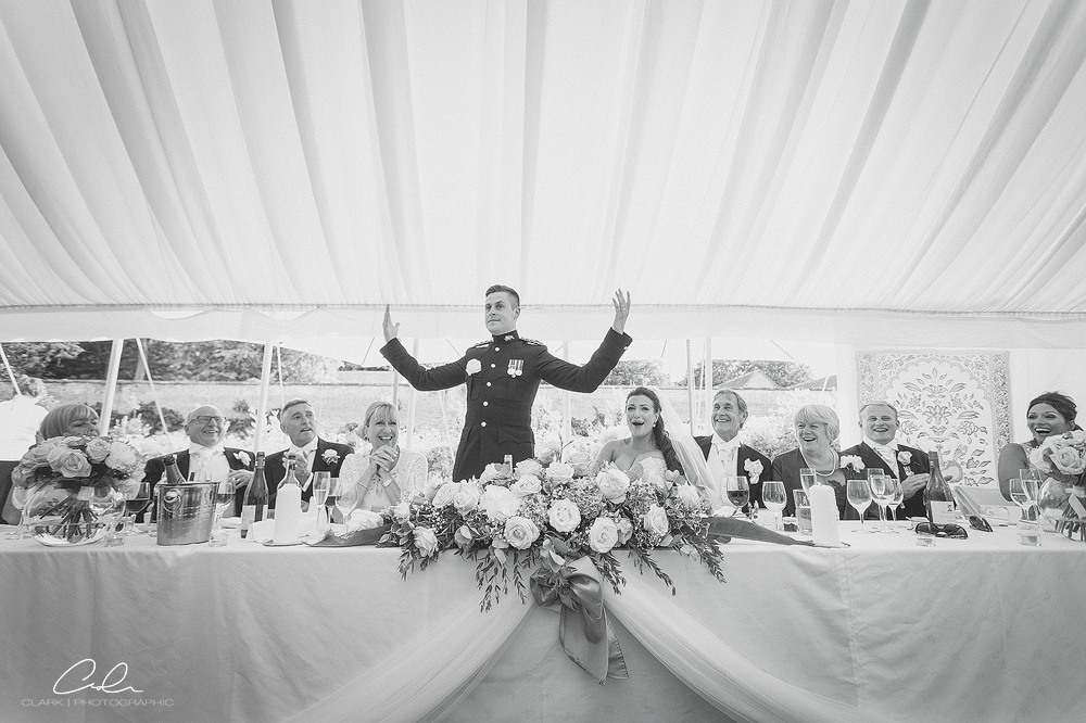 Groom Speech Derby Wedding Photographer.jpg