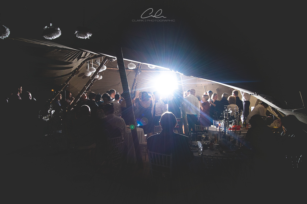 tipi reception Derby Wedding Photographer.jpg