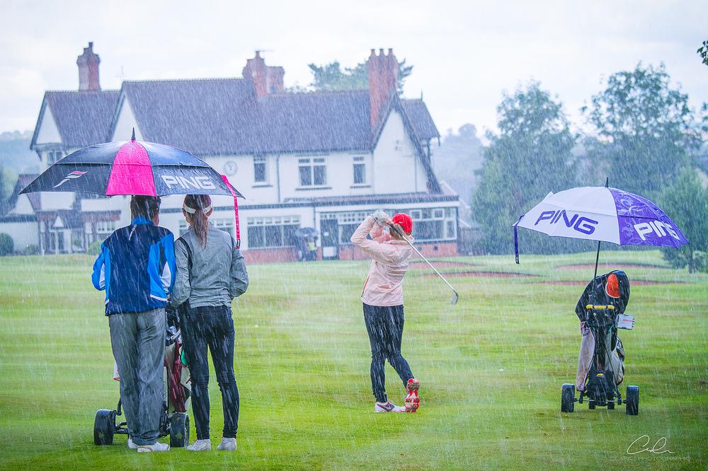 england golf rain Derby UK Event Photography Clark Photographic.jpg