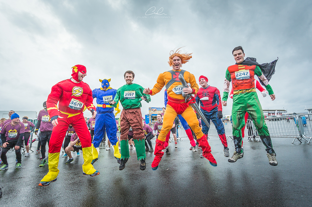 winter warrior donnington super heroes xrunner Derby UK Event Photography Clark Photographic.jpg