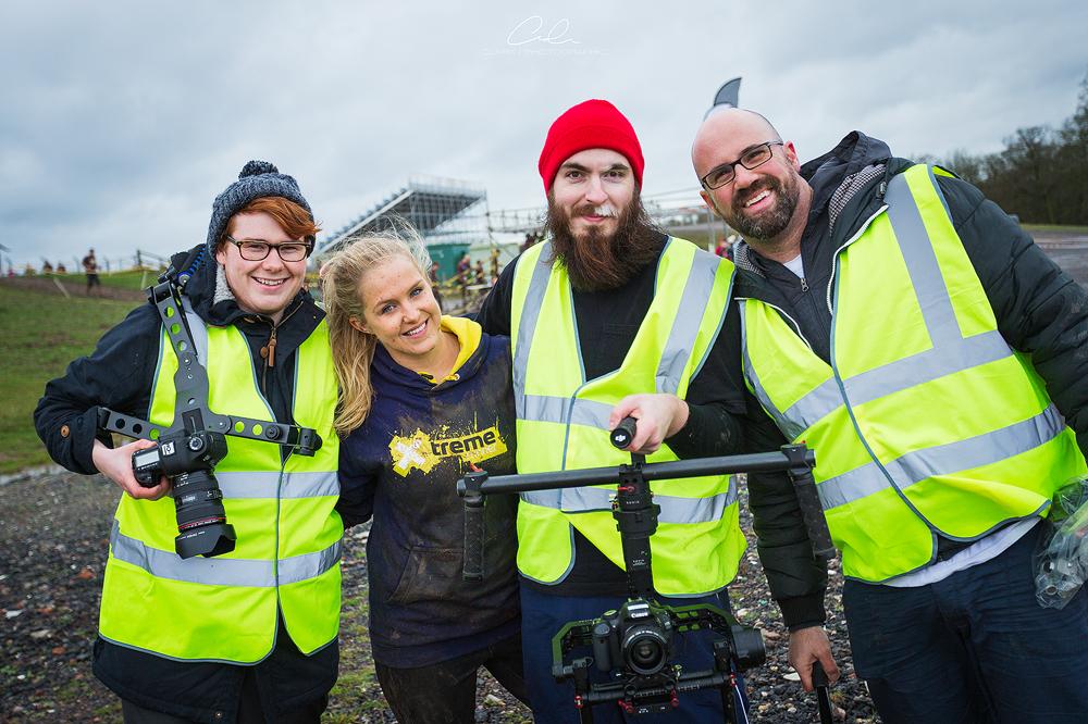 winter warrior film crew xrunner Derby UK Event Photography Clark Photographic.jpg