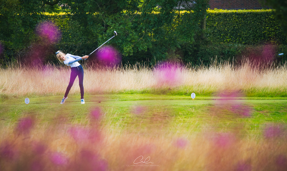 England Girls Golf Qualifiers.