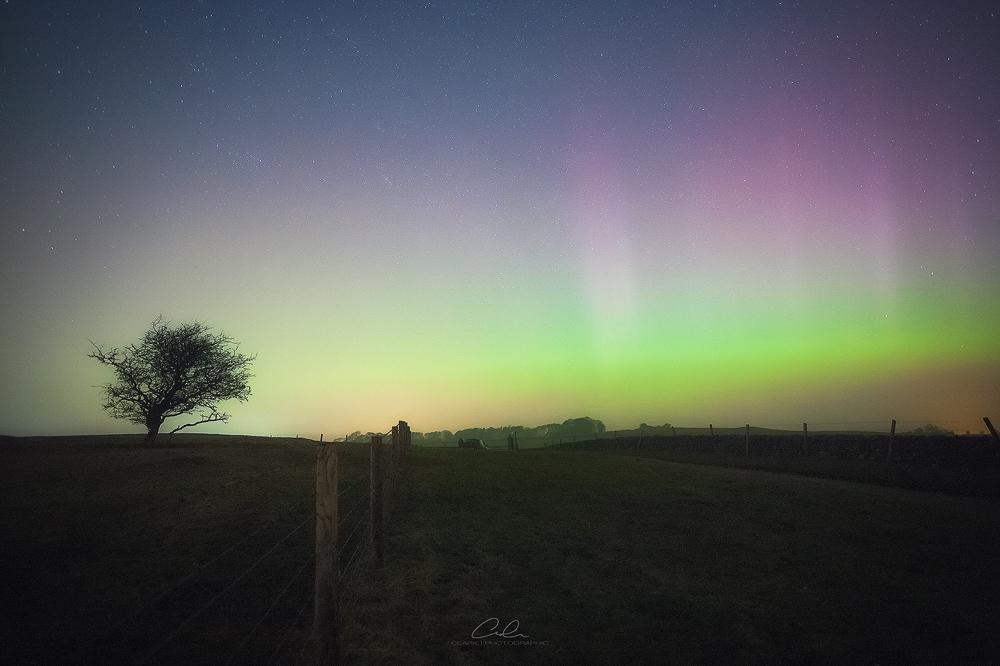 aurora borealis derbyshire landscape photography derby fine art clark photographic.jpg